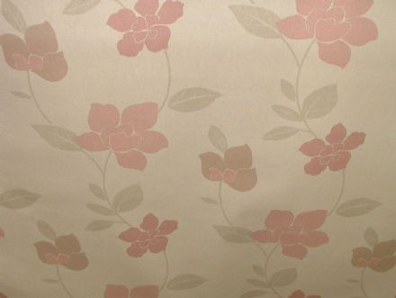 Exc Ashley Wilde CARMELLO Shell FLORAL Curtain/Upholst/Soft Furnishing Fabric